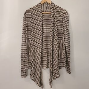 Anthropologie Lightweight knit cardigan size small